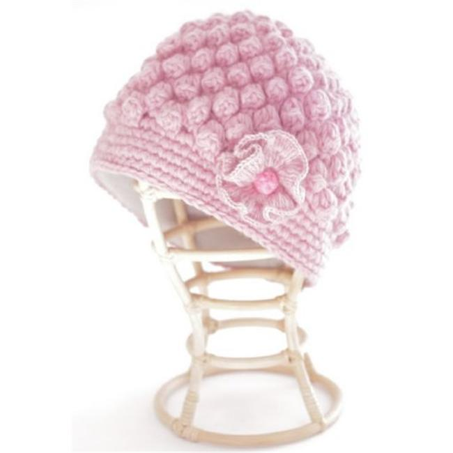 Nirvanna Designs CH502 Grandma Hat with Fleece Lining - Lavander