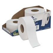 Georgia Pacific Professional White Jumbo 2-Ply Bathroom Tissue, 4 count by Georgia Pacific