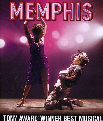 Memphis: The Original Broadway Production (Blu-ray) by