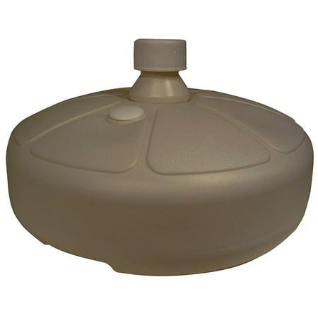 8129-96-3750 Umbrella Base, Portobello, Easy to clean and store By