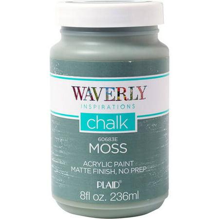 Waverly Inspirations Chalk Paint, Moss