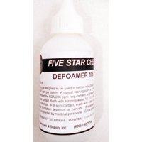 Five Star Defoamer 105-2 oz.
