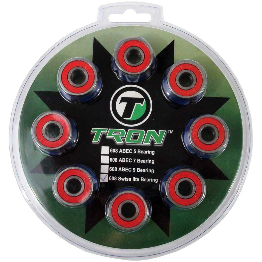 TronX Inline Hockey Skate Bearings (Swiss Lite)