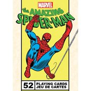 Marvel- Spiderman Playing Cards Deck