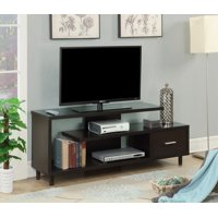 "Convenience Concepts Seal II 60"" TV Stand, Multiple Finishes"