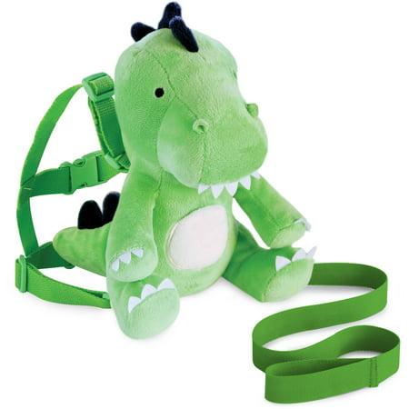 Child of Mine 2-in-1 Dinosaur Harness Buddy - Walmart.com