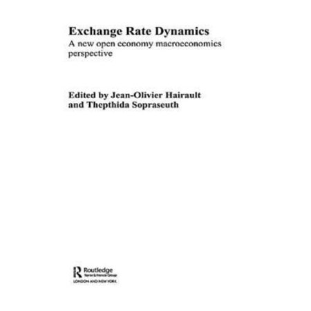 Exchange Rate Dynamics  A New Open Economy Macroeconomics Perspective