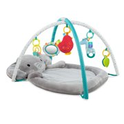 Best Activity Gyms - Bright Starts Enchanted Elephants Activity Gym with Ultra-Plush Review