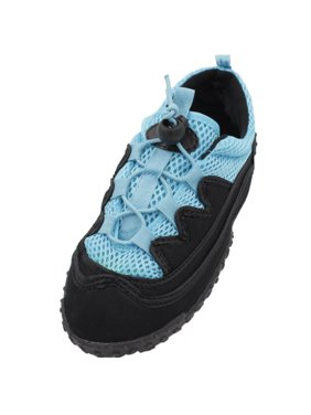 SLM Kid's Water Shoes Barefoot Aqua Socks Quick Dry Beach Slip On Girls and Boys