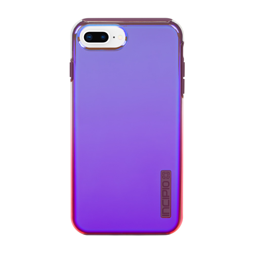 pretty nice 7d571 a2131 Incipio DualPro Case for iPhone 8 Plus, iPhone 7 Plus, iPhone 6s ...