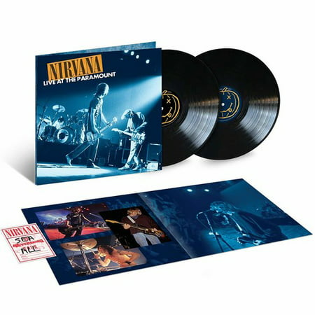 Live At The Paramount (Vinyl)