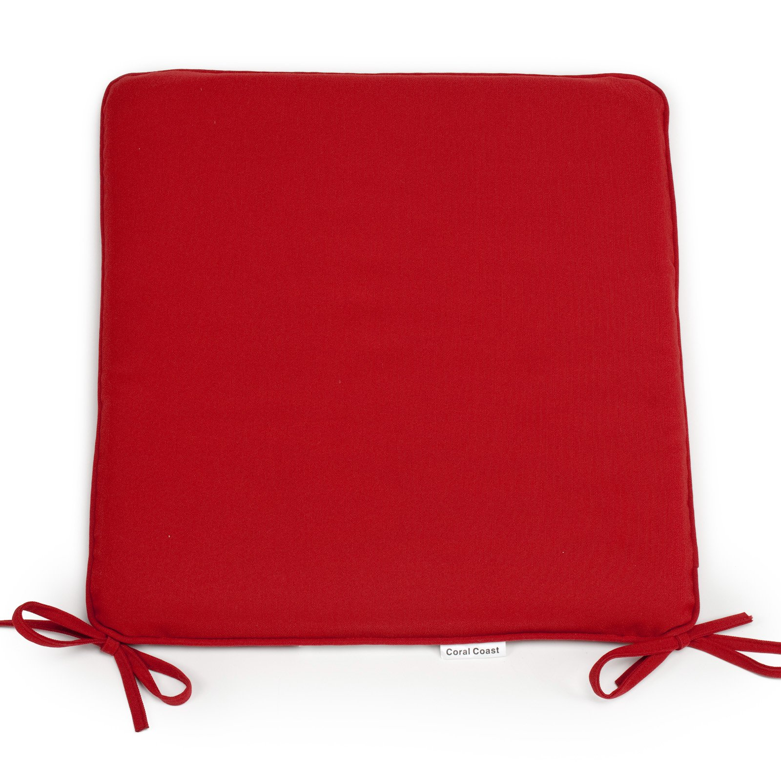 unique red kitchen chair pads taste