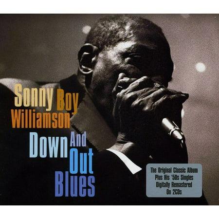 Sonny Boy Williamson - Down & Out Blues [CD] (Sonny Blues James Baldwin Short Story Full Text)