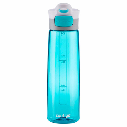 Contigo Grace 24 oz Water Bottle with Spill-Proof Auto Seal Lid