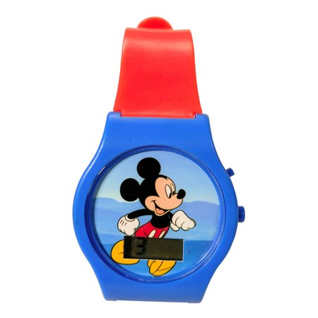Mickey Mouse Digital LCD Wrist Watch Kids (2 Colors)