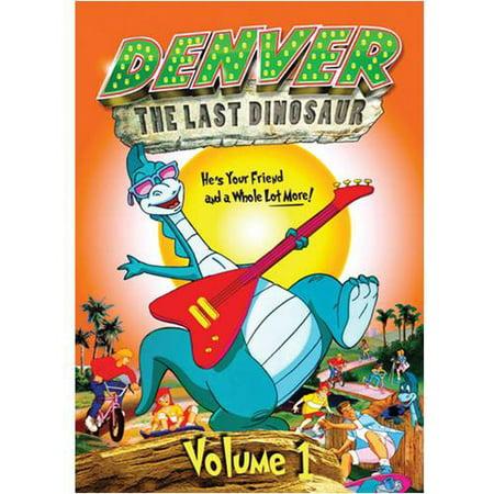 Denver The Last Dinosaur: Volume 1 (Full - Halloween Shows Denver