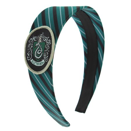 Harry Potter Headbands for Women and Girls' Hogwarts Houses Gryffindor Slytherin Ravenclaw Hufflepuff (Head Pottery)