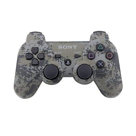 Refurbished Sony OEM Dualshock 3 Wireless Controller Urban Camouflage For PlayStation 3 Remote PS3