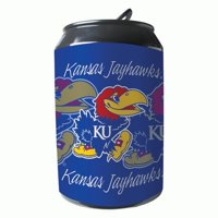 Kansas Jayhawks 11'' x 18'' Can Fridge - No Size