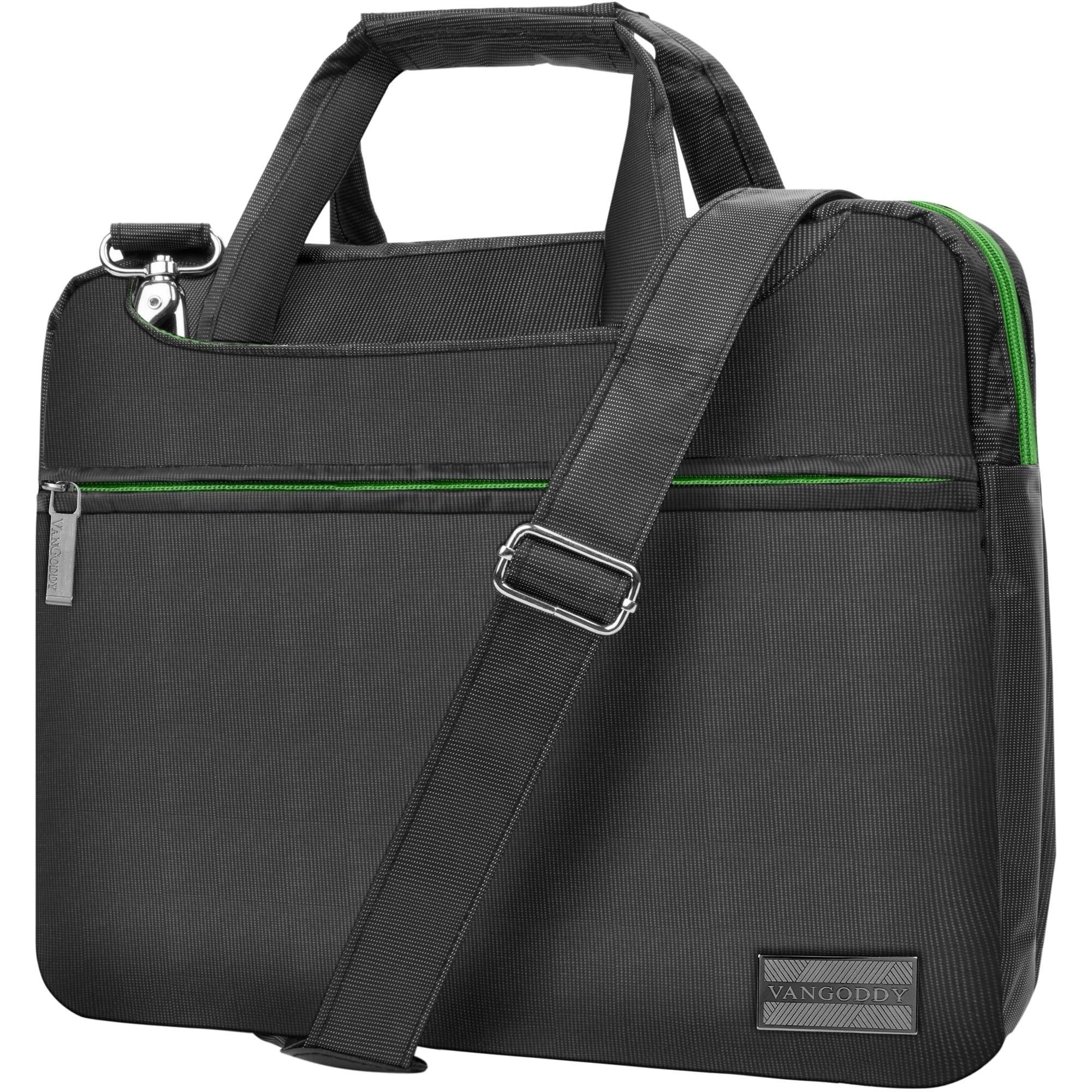 VANGODDY NineO Shoulder Messenger Laptop Case / Notebook Case fits Laptops up to 12.1, 13, 13.3 inches