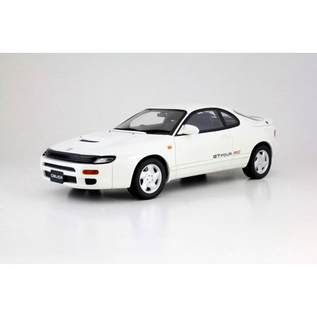 1991 Toyota Celica GT Four RC (ST185) White Limited Edition to 300 pieces Worldwide 1/18 Model by Otto Mobile for