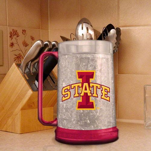 NCAA - Iowa State Cyclones 16 oz Logo Freezer Mug