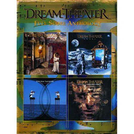 Dream Theater: Full Score Anthology