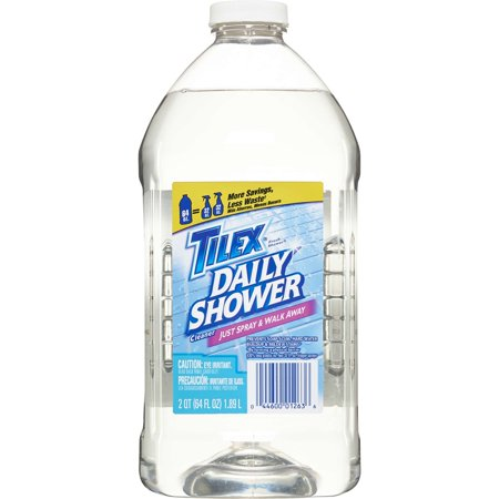 Tilex Daily Shower Cleaner Soap Scum Remover Refill