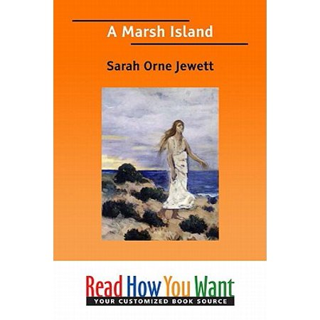 A Marsh Island - eBook