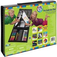 Art 101 Junior Artist Set, 179-Piece Art Set