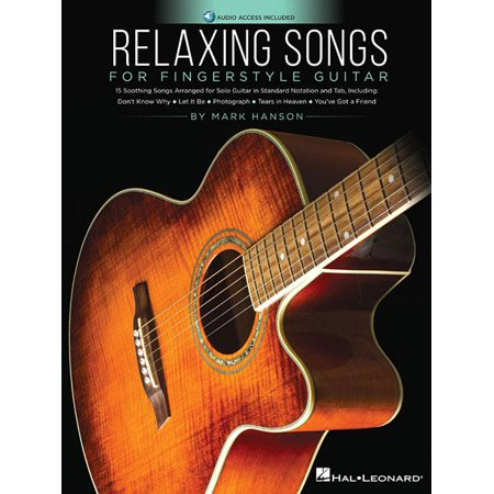 Beginning Fingerstyle Guitar - Relaxing Songs for Fingerstyle Guitar (Other)