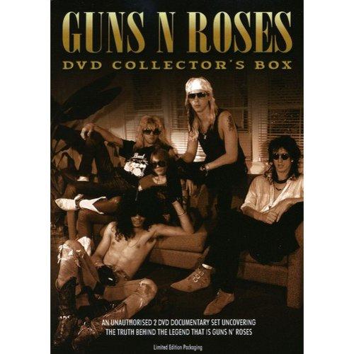 Guns 'N Roses: DVD Collector's Box