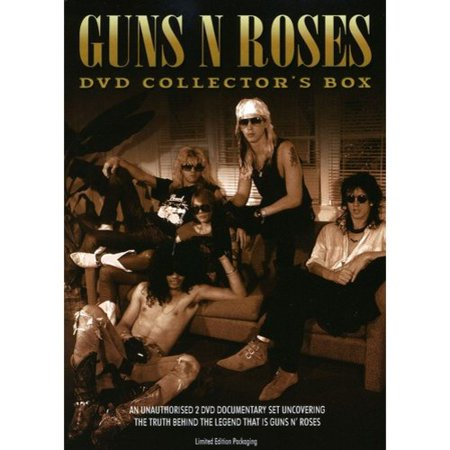 Guns N Roses-Collectors Box](Halloween Collector's Box Set)