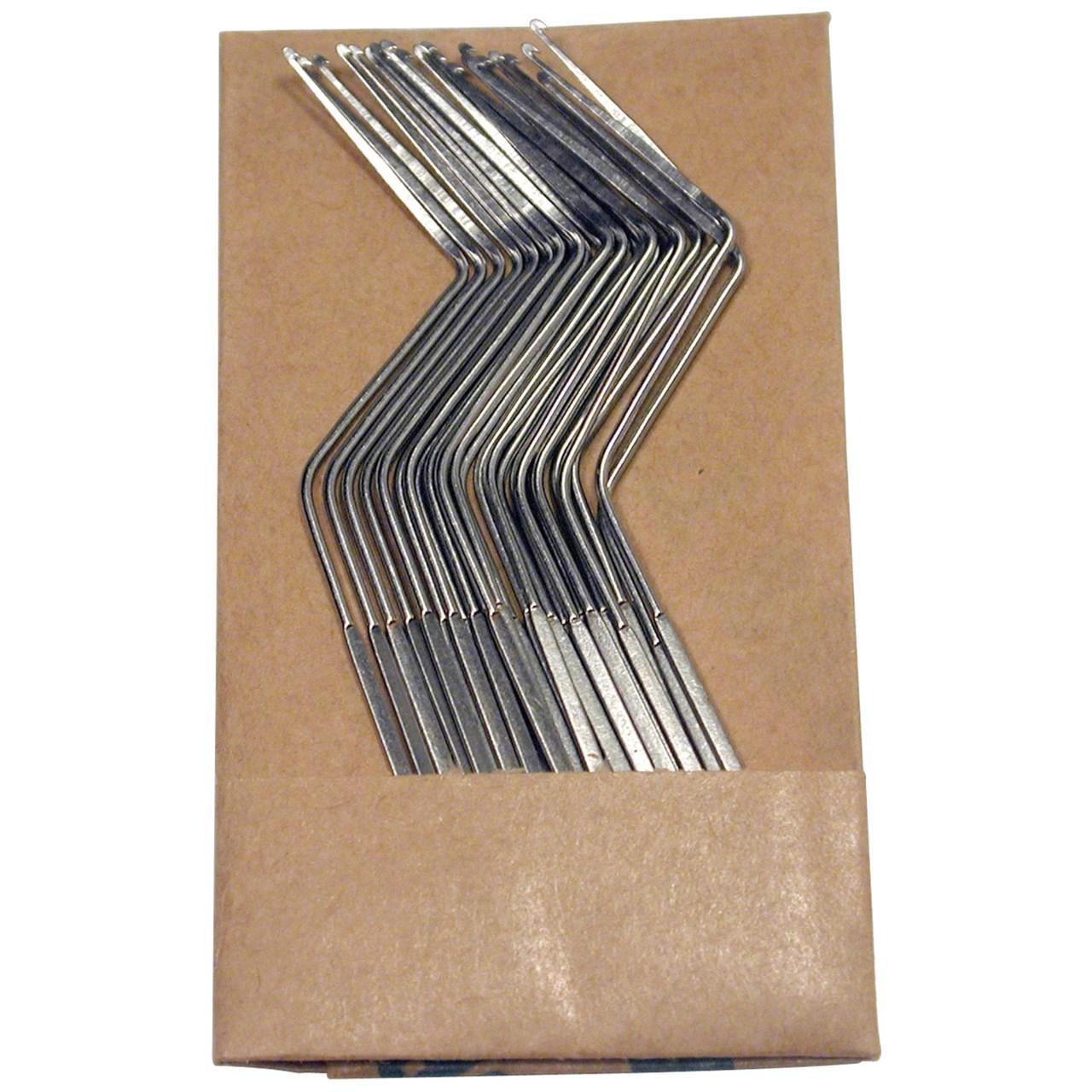 Precision Needle Threader - 25 extra hooks