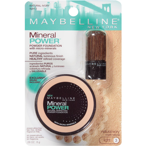 Maybelline Mineral Power Powder Foundation