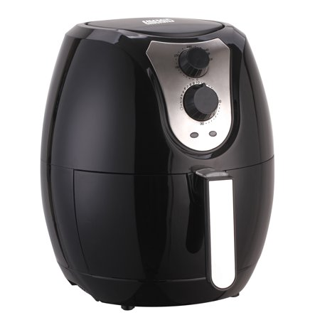 Emerald Air Fryer 1400 Watts with Removable Basket & Pan 4L Capacity (1801)