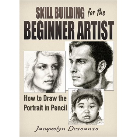 Skill-Building for the Beginner Artist: How to Draw the Portrait in Pencil - (Best Pencil Portrait Artist)
