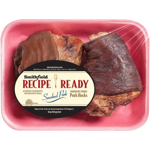 Smithfield Smoked Hocks Pork, 1.5-2.5 lbs