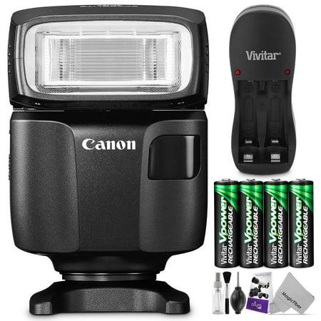 Canon Speedlite EL-100 Flash w/ Essential Photo