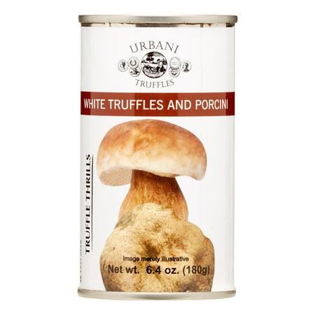 Urbani Truffles Sauce, White Truffles and Porcinis, 180 Gm Da Bomb Sauce