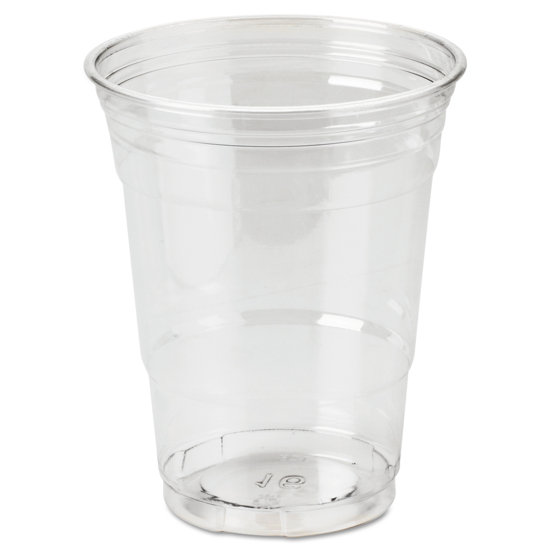 Dixie Wise Size 16 Ounce Plastic PETE Cups, 500ct