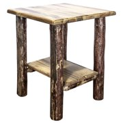 Montana Woodworks Glacier Country Collection Nightstand with 2 Drawers