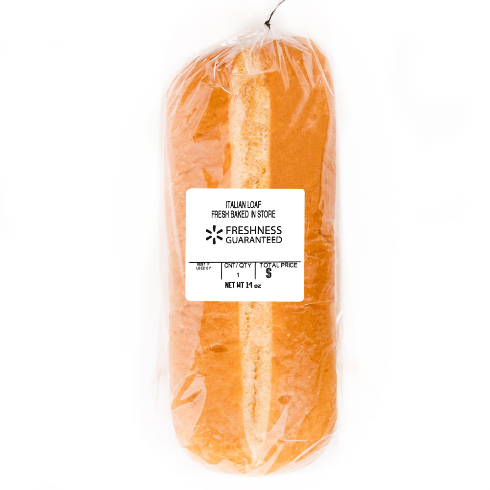 Freshness Guaranteed Italian Bread Loaf, 14.8 oz