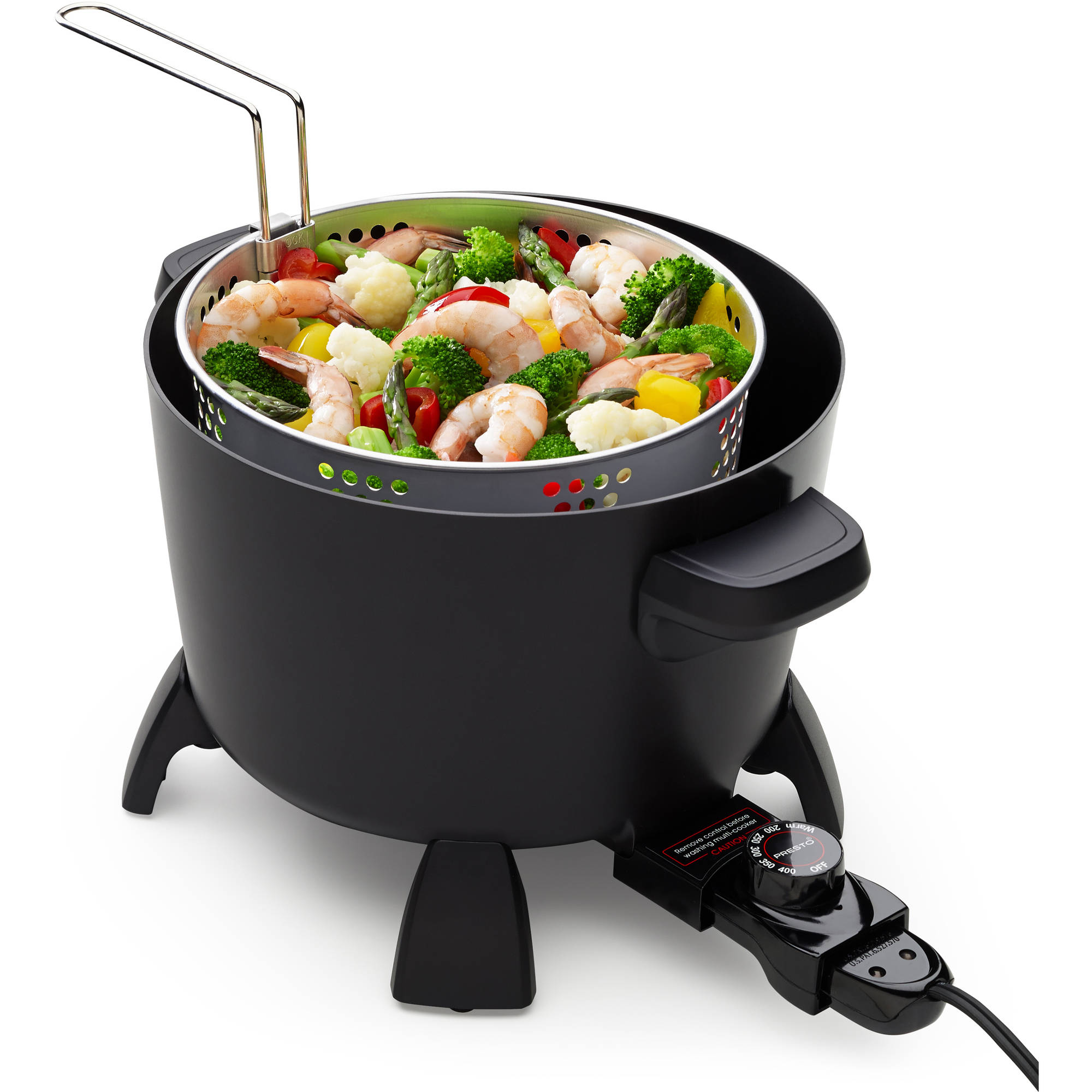 Beautiful Presto Big Kettle™ Multi Cooker/steamer   Walmart.com