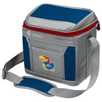 Kansas Jayhawks Coleman 9-Can 24-Hour Soft-Sided Cooler - No Size