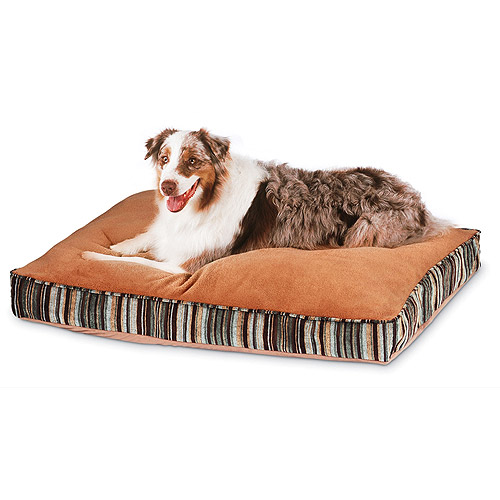Petmate- Antimicrobial Deluxe Pillow Dog Bed
