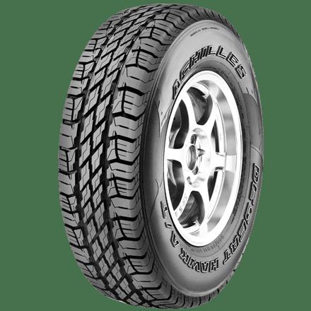 Achilles Desert Hawk A T All Terrain Tire 265 75r16 116s Walmart Com