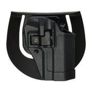 Blackhawk Serpa Sportster Right Hand Gray Gun Holster fits S&W M&P 9/.357/.40 & SD 9/.40 & Sigma (not CORE) - 413525BK-R