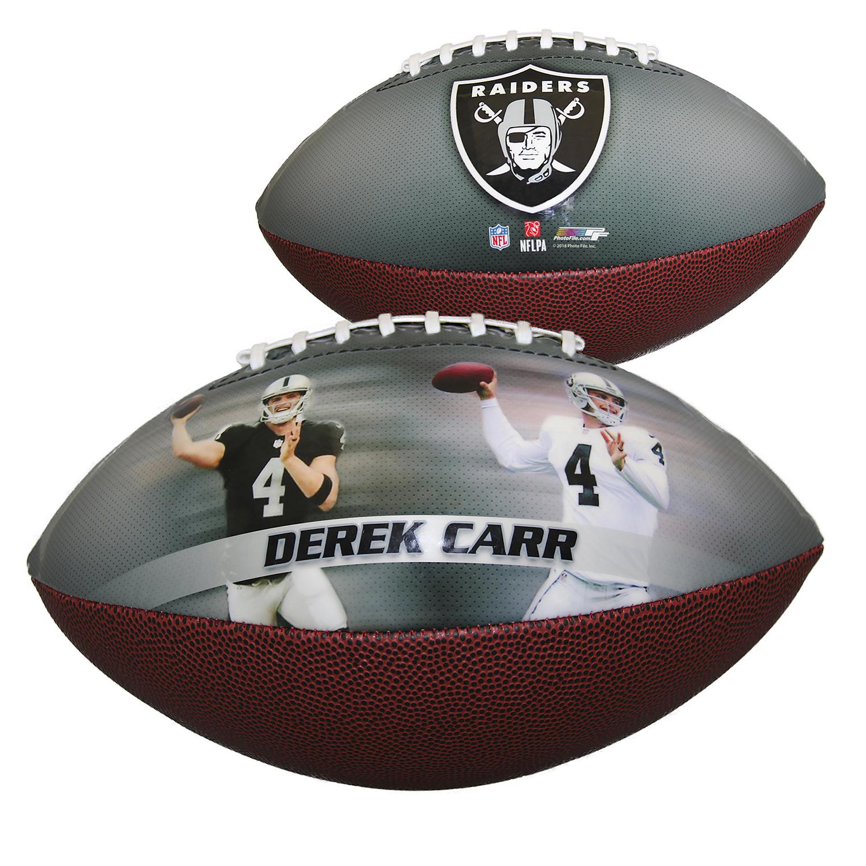 Oakland Raiders Derek Carr Player Photo Collectible Football - No Size