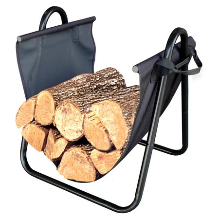Landmann Usa Log Holder With Canvas Carrier